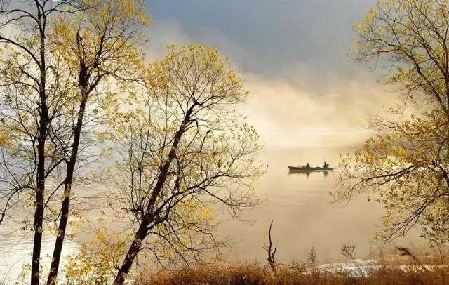 散文:深秋美麗,尋幽淡然