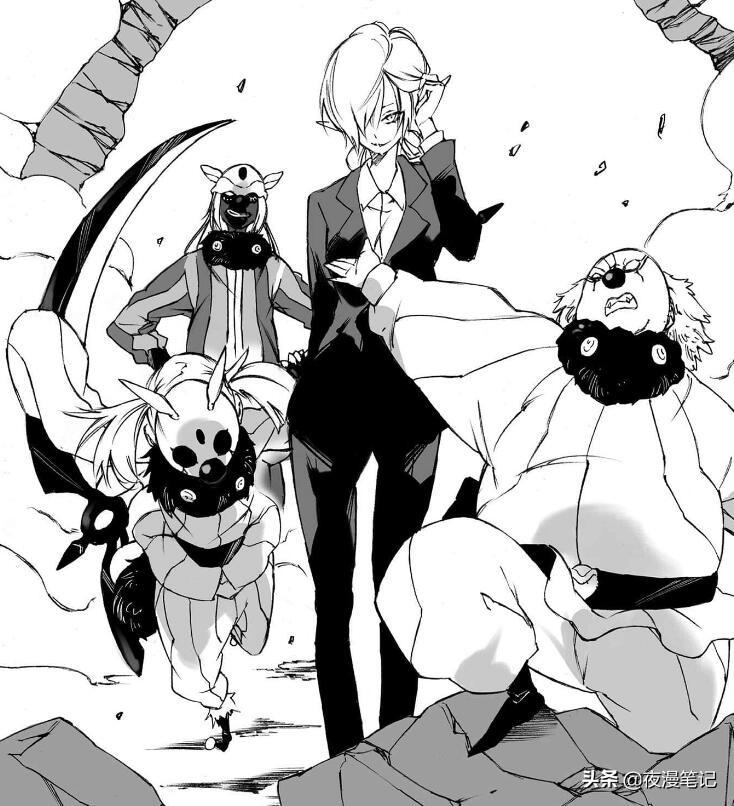 轉生成史萊姆:精靈公主也能變身魔王?她的性別遭到反復篡改