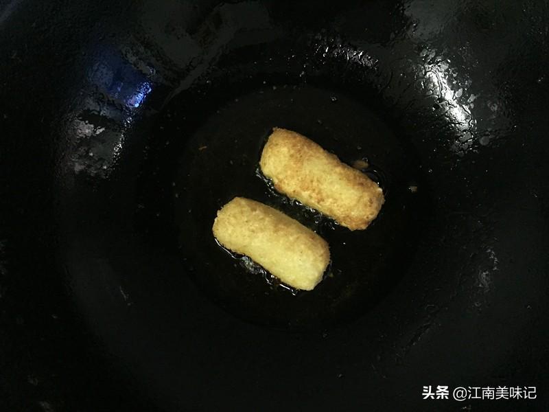 芋头这么做,外表金黄酥脆,口感香甜软糯,上桌抢着吃
