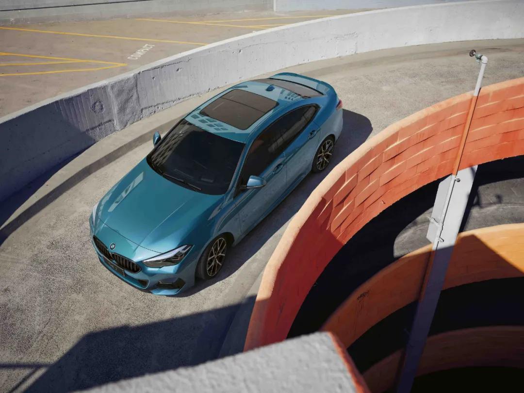 重磅!创新BMW 2系四门轿跑车荣耀上市