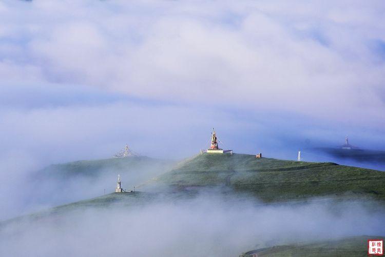 神山净土、秘境阿坝,上天遗落在人间的小天堂