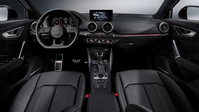 新款奥迪Q2官图发布,外观更加时尚动感,搭载1.5T发动机