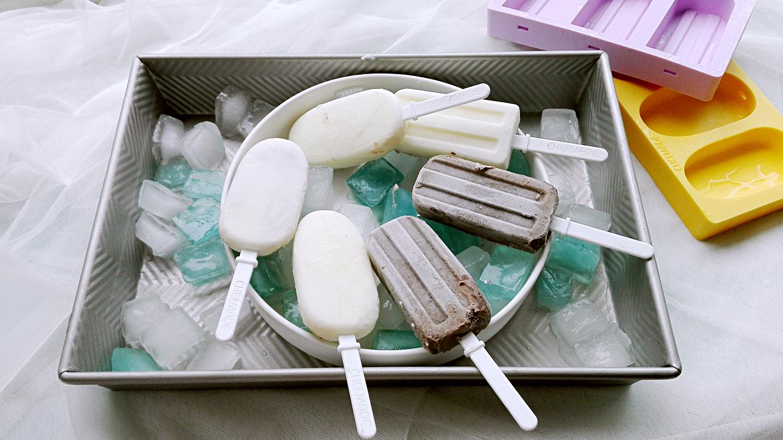 天熱了,孩子想吃冷飲不用買,教你多種做法,無任何添加劑,好吃