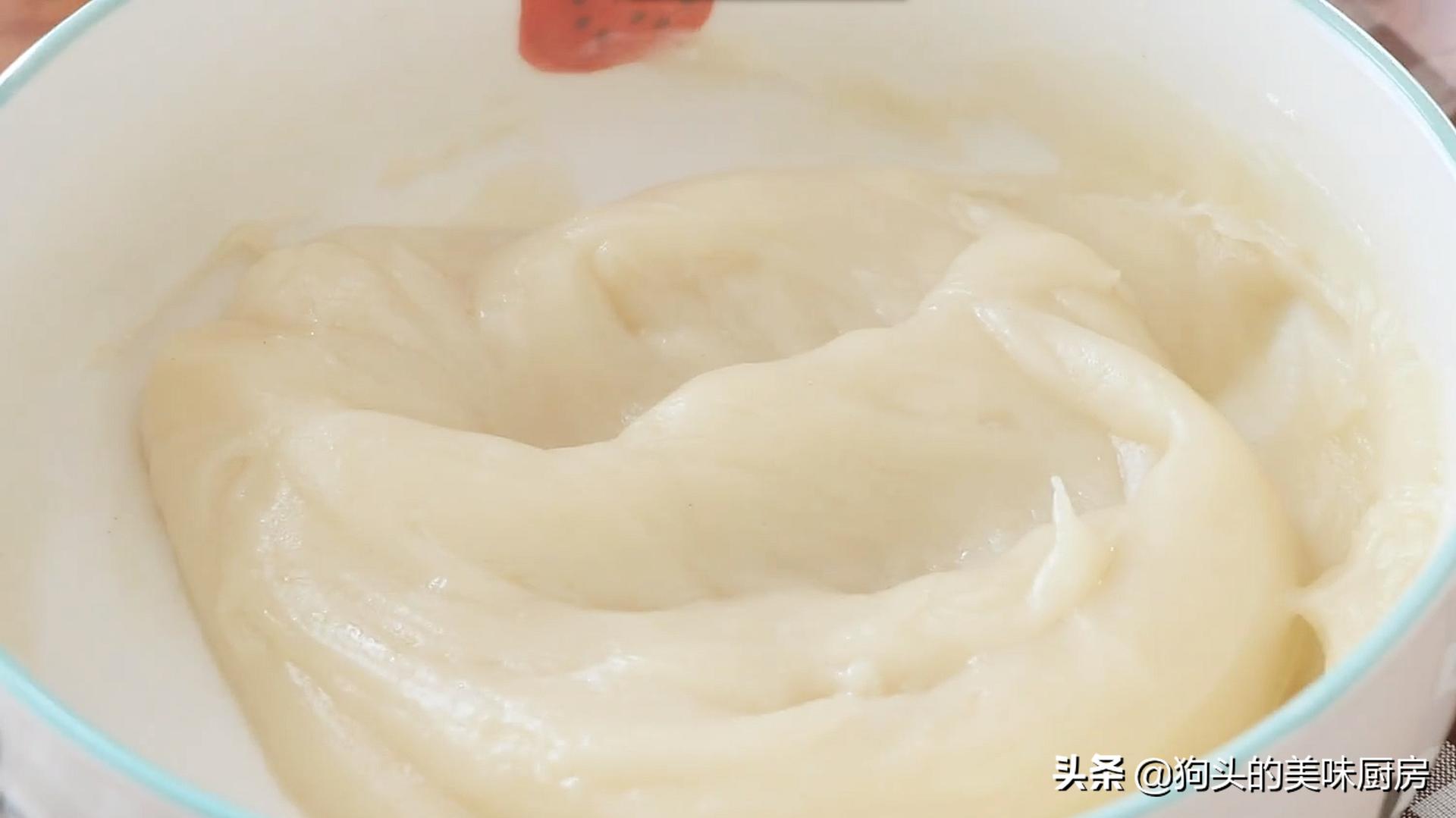 糯米粉跟花生这样做太好吃了,软糯香甜会拉丝,比汤圆还好吃 美食做法 第12张
