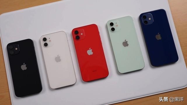 iPhone12首批评测出炉,不吹不黑,听听优缺点和真实感受
