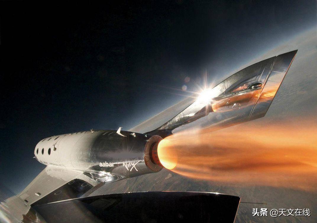 """历史悠久的维珍银河飞行提醒我们""""太空""""仅仅是一个概念"""