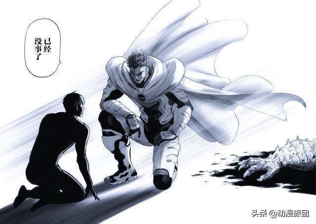 爆破一直不出現的原因找到了,同是興趣使然的英雄,埼玉不如爆破