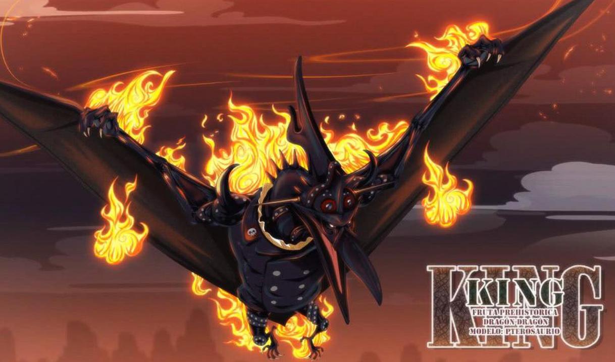 海賊王1005:燼VS馬爾科,不死鳥力壓無齒翼龍,燼沒有勝算