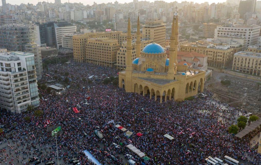 黎巴嫩爆炸案真相出笼,一个政府,两支军队,三个大国激烈交锋