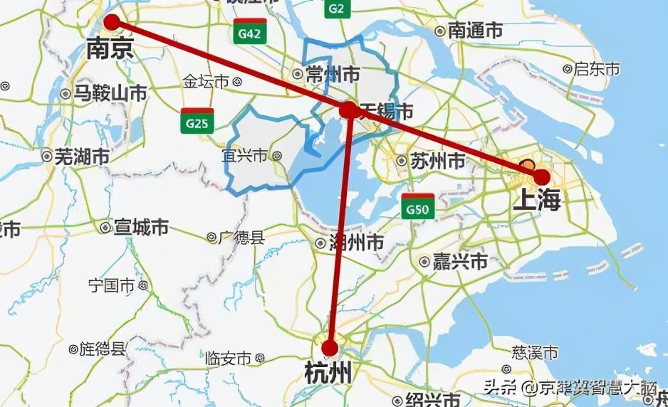 上海:南北发展两条线,哪条更重要?