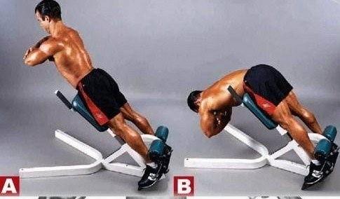 男士坚持这4个健身动作,提高肌肉力量,让你保持年轻状态