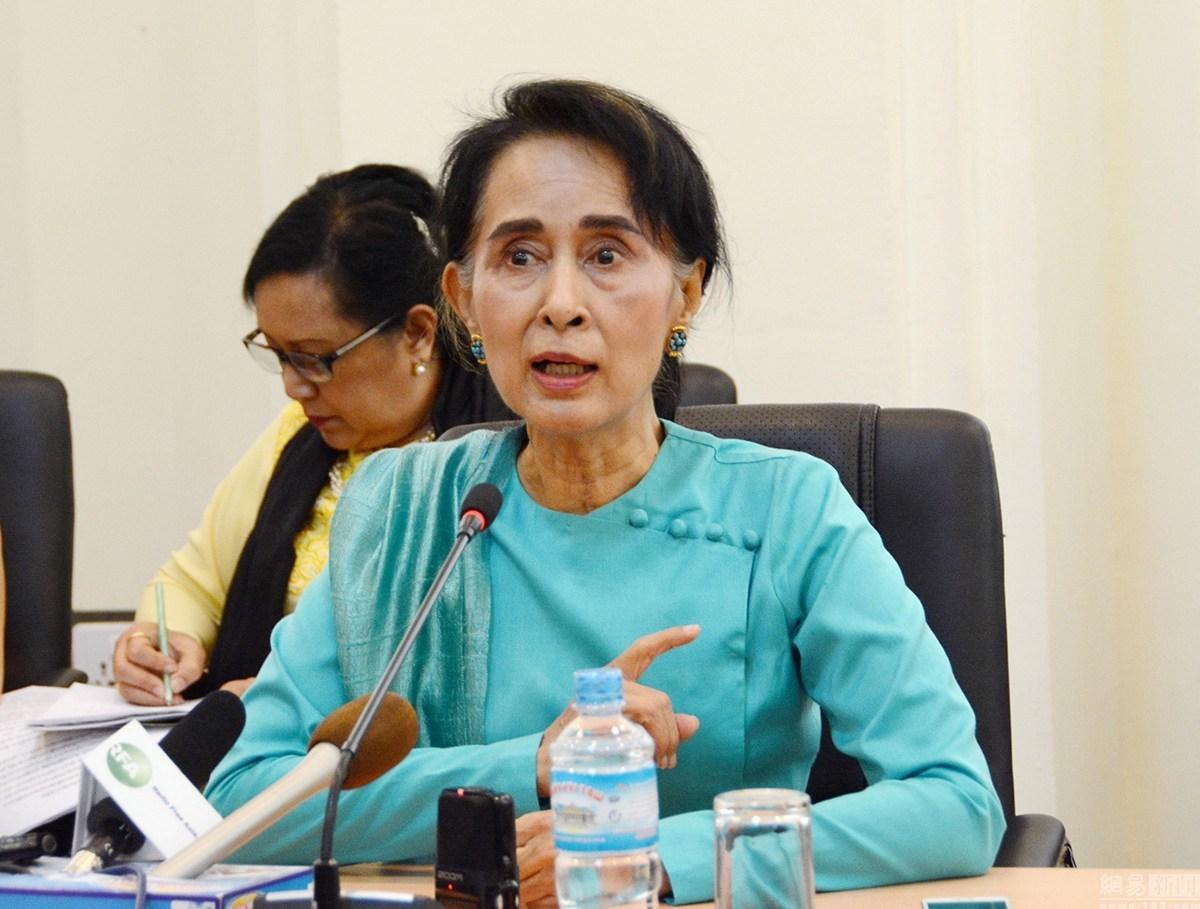实锤了,缅甸军方公开展示证据,反对者不干了