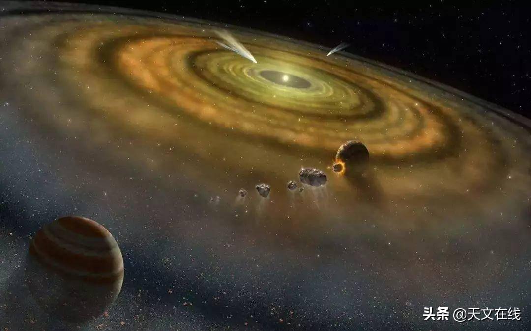 来自遥远行星的信号,神秘莫测,能否解开行星形成之谜?