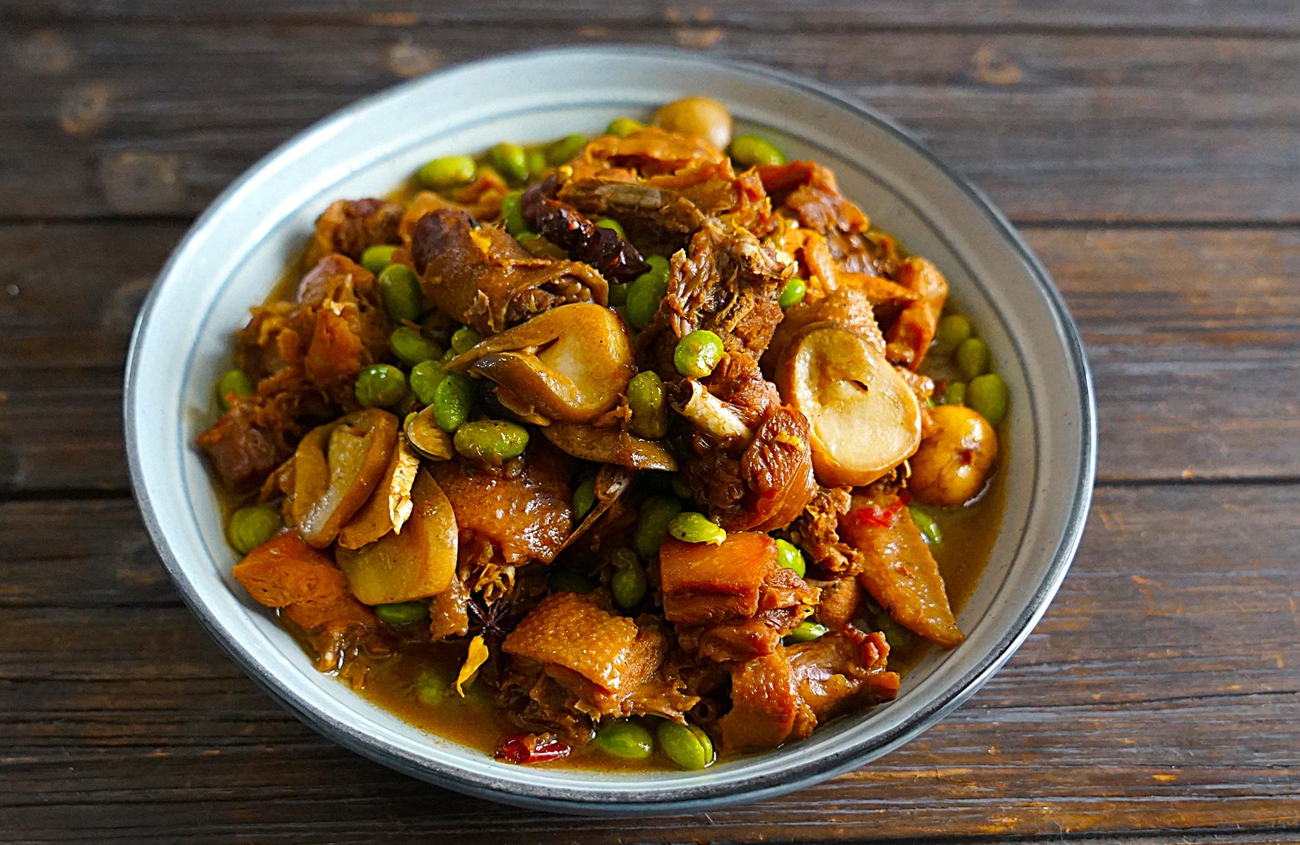 五一,弟媳妇下厨做了5菜1汤,精致又美味,网友被馋到流口水 美食做法 第5张