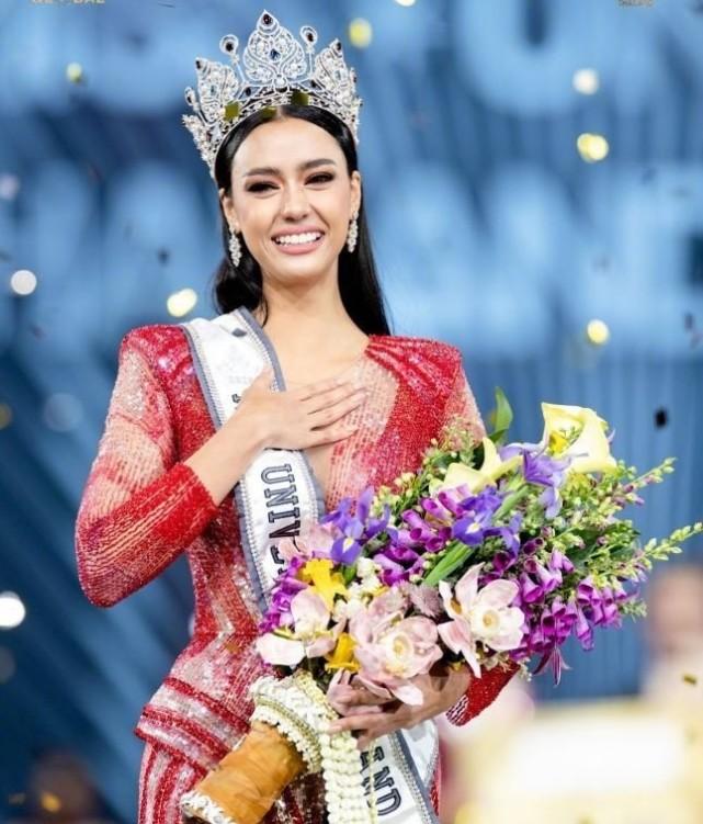 环球小姐泰国区冠军出炉,与Lisa有着同款美貌被称作人间芭比