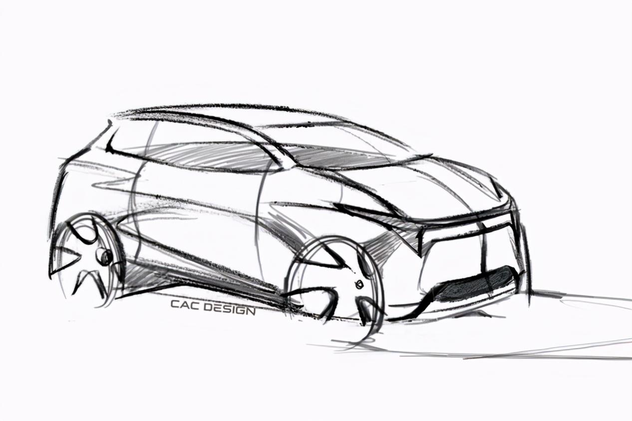 搭载悬浮式车顶 外观更加动感,奇鲁汽车首款车型曝光