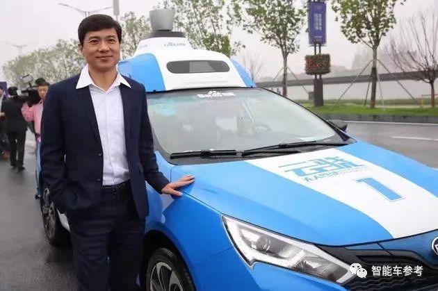 李彦宏在百度二次上市后马上晋升他,因为带自动驾驶熬过万丈孤独