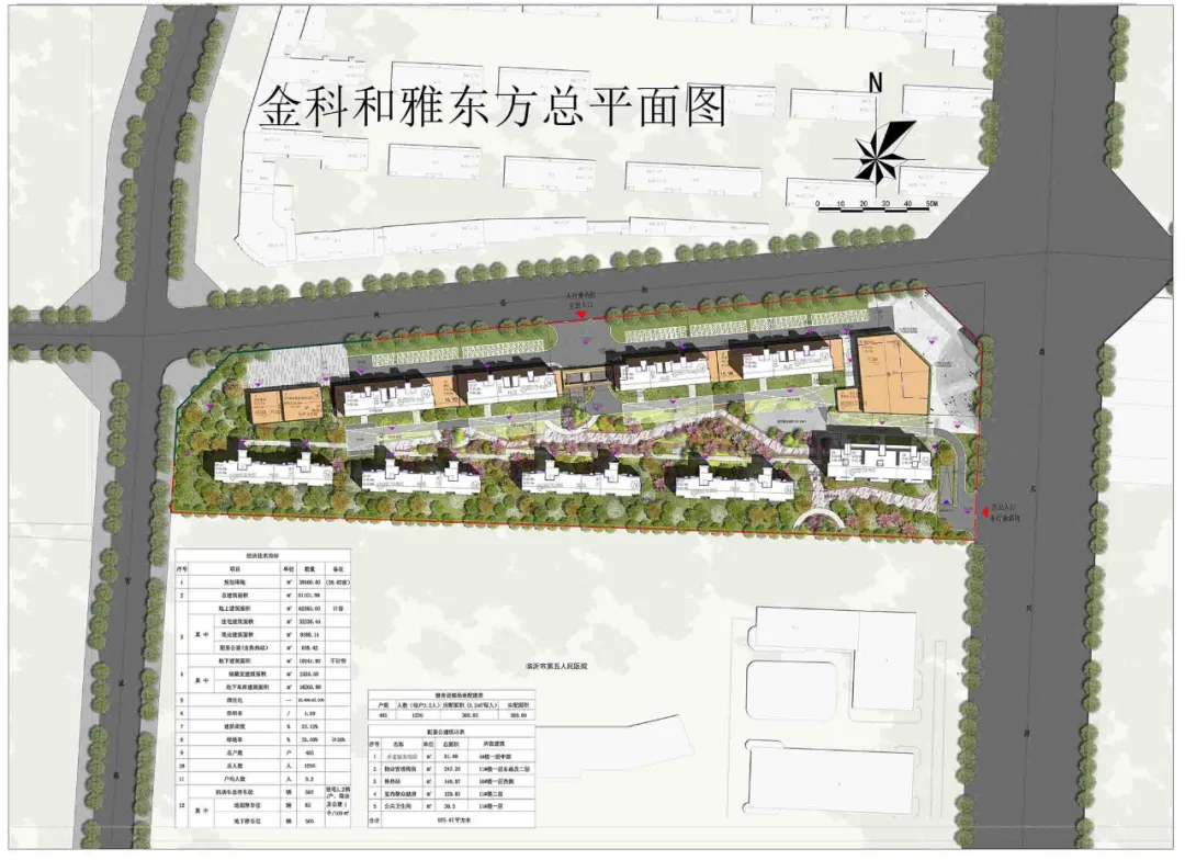最新!河東又一商住項目建設工程規劃方案公示