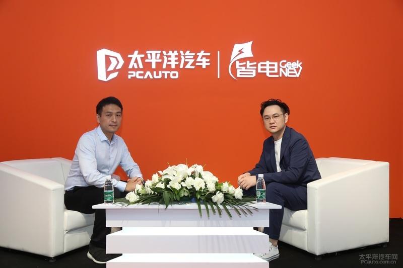 PCauto北京车展专访上汽大众杨嗣耀