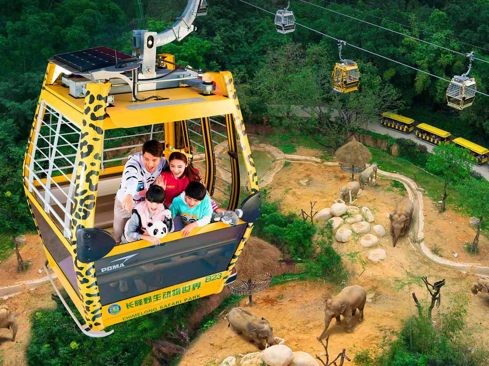 盘点!来广东非去不可的8个好玩的地方,你去过几个?