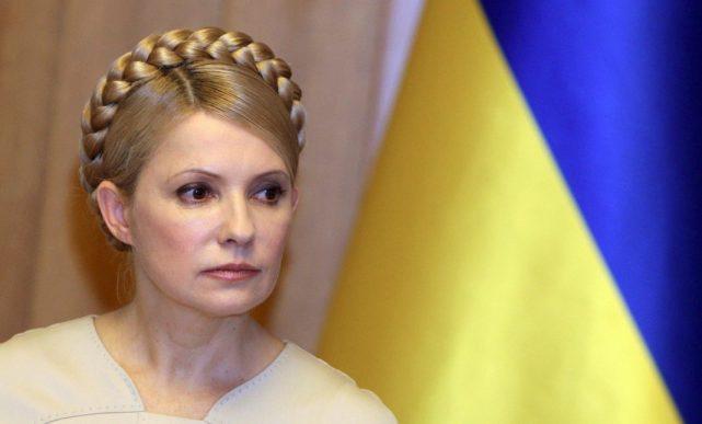 乌克兰前总理季莫申科感染新冠病情严重,服用中药后恢复正常