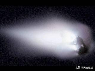 组图:彗星的样子,自成一派,缤纷灿烂