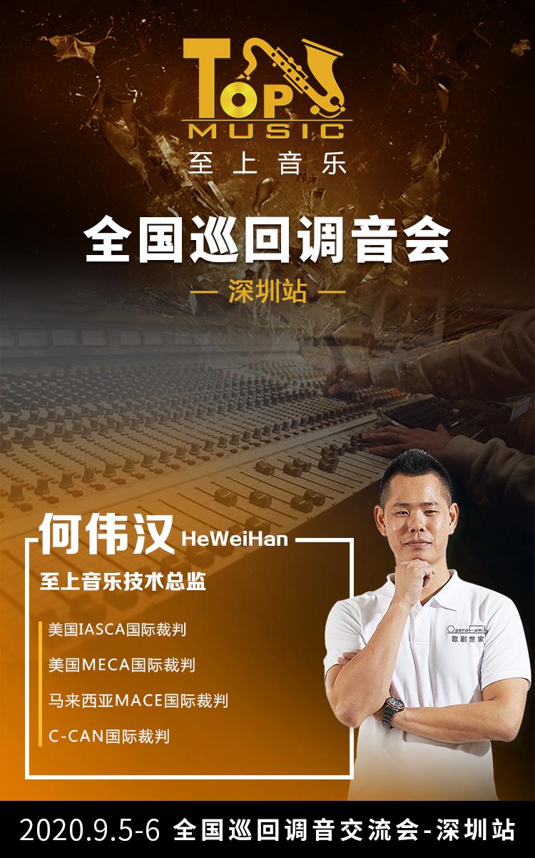夯实根基,提升服务!至上音乐调音交流会·深圳站圆满结束