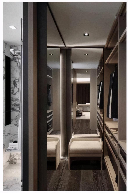 现代简约风装修,干净利落,自然大气,非常棒的一套设计