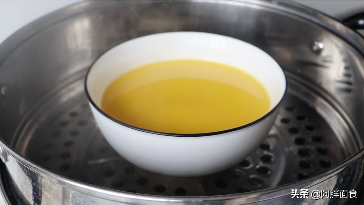 水蒸鸡蛋用冷水还是热水?老做法教给你,像豆腐 美食做法 第9张