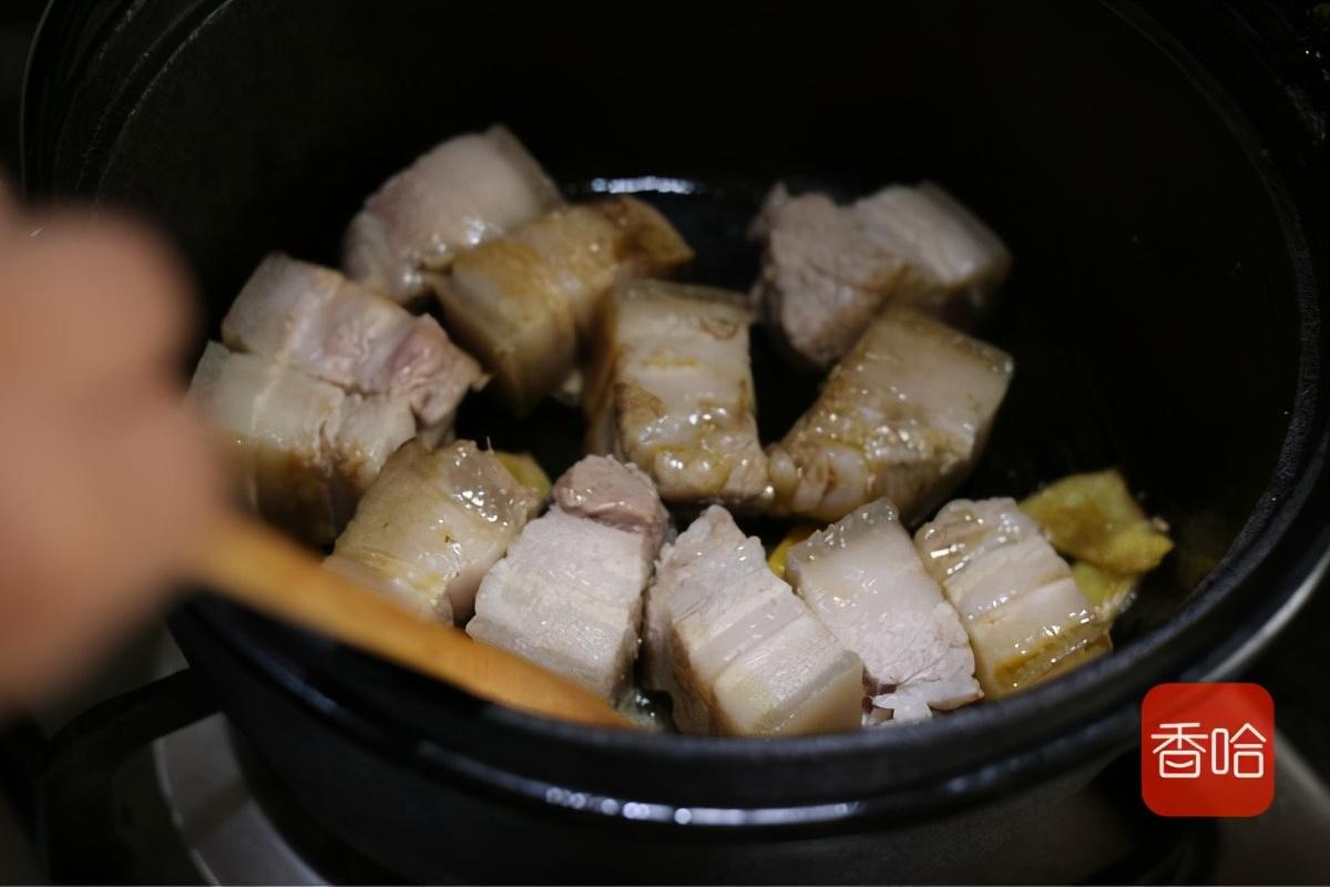 4月这个食材是个宝!煮粥、炖肉时加点它,暖胃解腻香得不得了 食材宝典 第17张