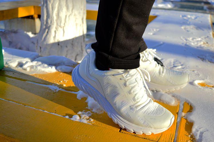 长跑健身也伤膝,选对跑鞋很重要,咕咚10K智能跑鞋PRO体验