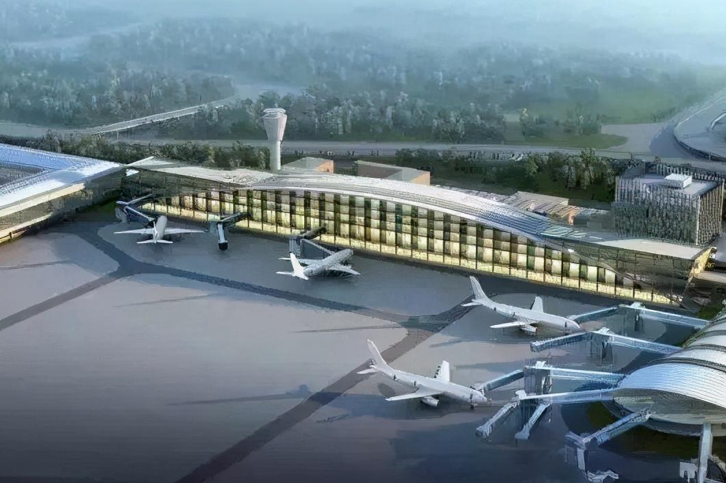 陕西机场规划,耗资15亿进行升级改造,预计2022年建成通航