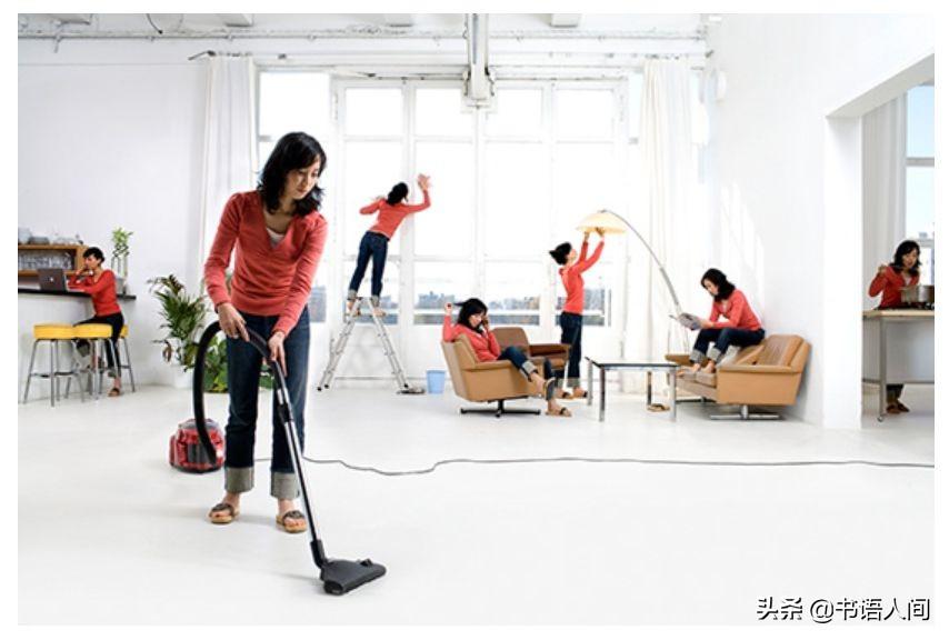 6个步骤,3个方法,助你轻松扫出一个干净整洁的家!一点都不累 家务卫生 第7张