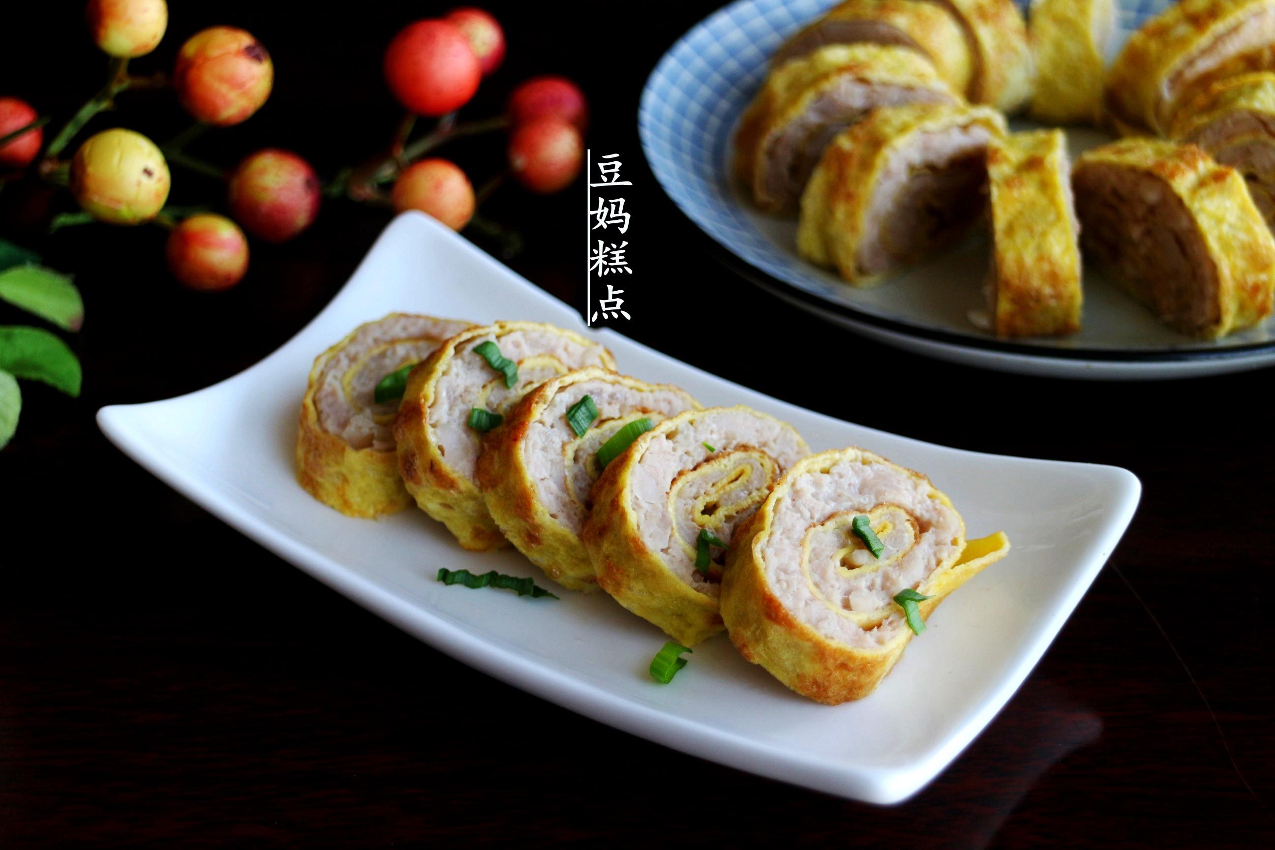 """年夜飯壓軸菜,一卷一蒸""""蒸蒸日上"""",自家吃待客都拿得出手"""