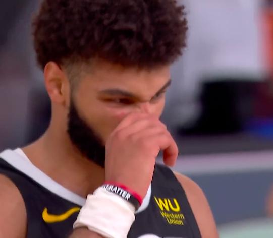 28+12+8,23歲Murray太狠!正面硬鋼詹姆斯,最後150秒狂轟8-0殺死比賽!(影)-黑特籃球-NBA新聞影音圖片分享社區
