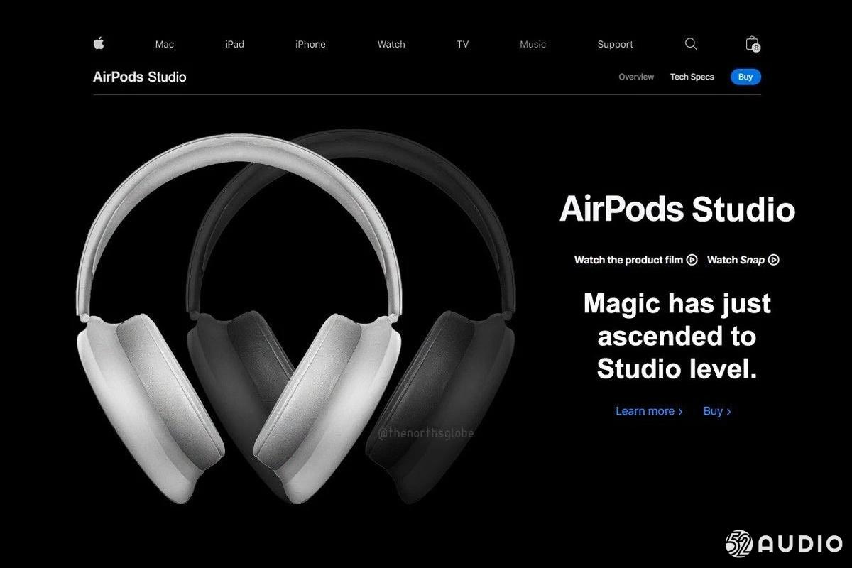 苹果首款高端头戴蓝牙耳机9月8日发布,售价349美元