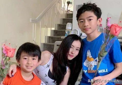 张柏芝谈三个儿子性格不同,大儿子才华很像谢霆锋,小儿子比较凶