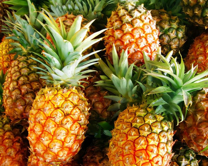 菠萝炒饭做法步骤图 菠萝香甜饱满汁水多