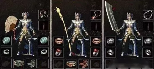 热血传奇:176三神器的武器,给屠龙我都不换,但败给了官方