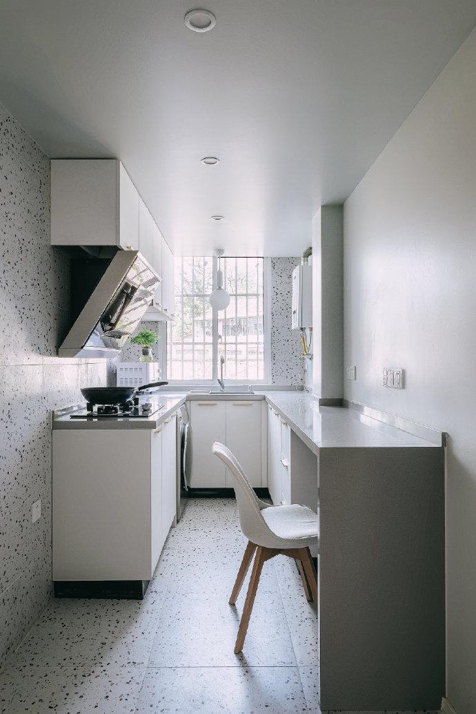 42平出租屋改造,轻松变身清新北欧风