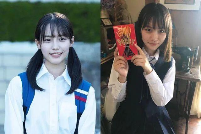 18岁日本美女南沙良走红!貌美娇嫩被赞新垣结衣接班人