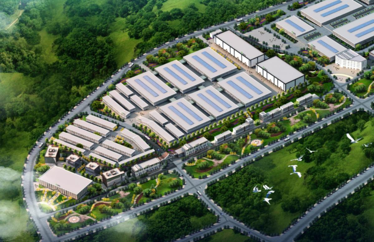 一期预计明年5月建成!昆明462亩农产品交易中心细节图公开