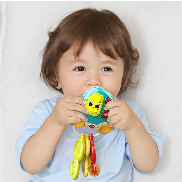 新品首发   启动宝宝好奇心的安抚神器原来是它