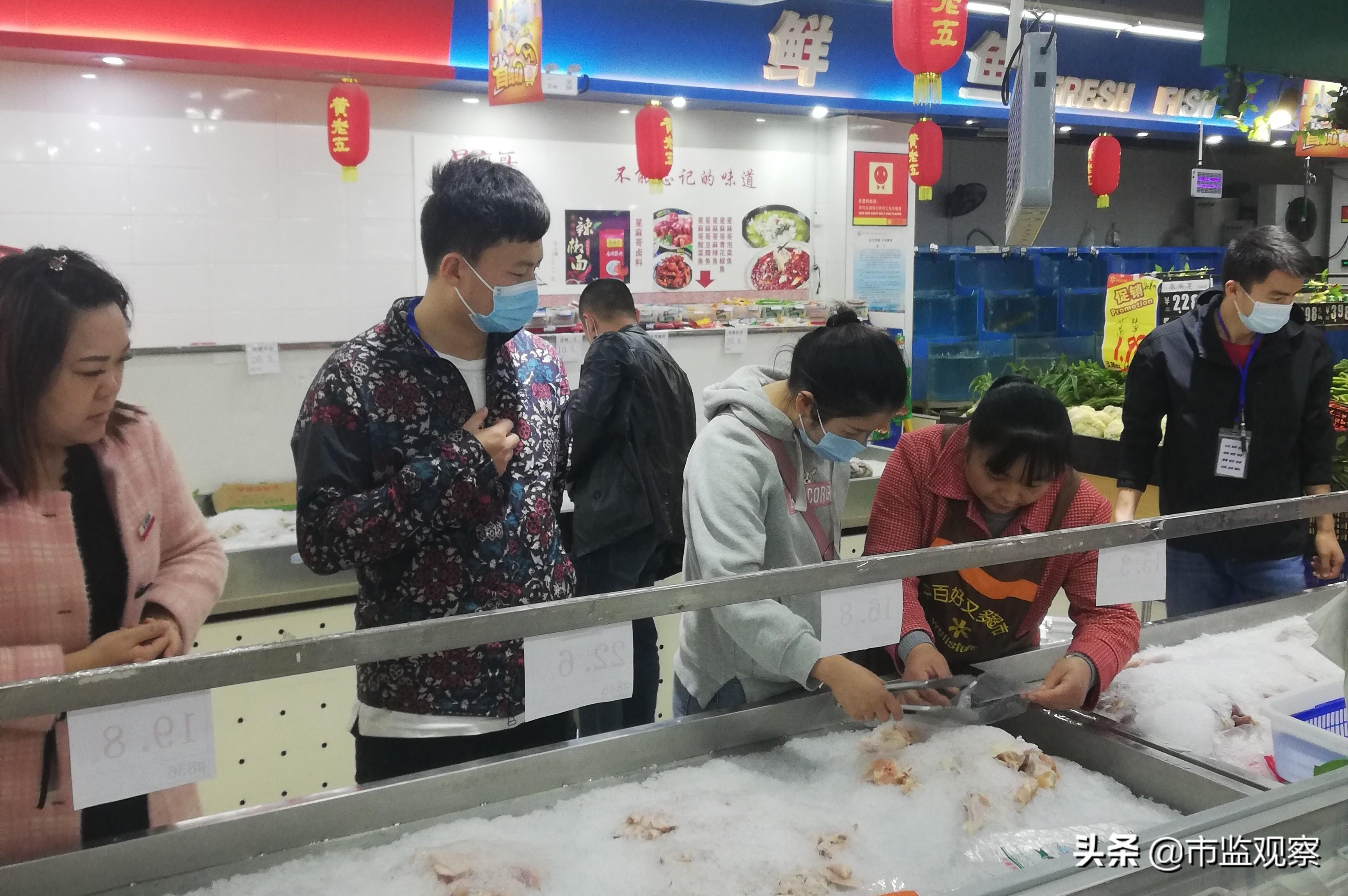 四川省威远县开展冷链食品专项执法检查