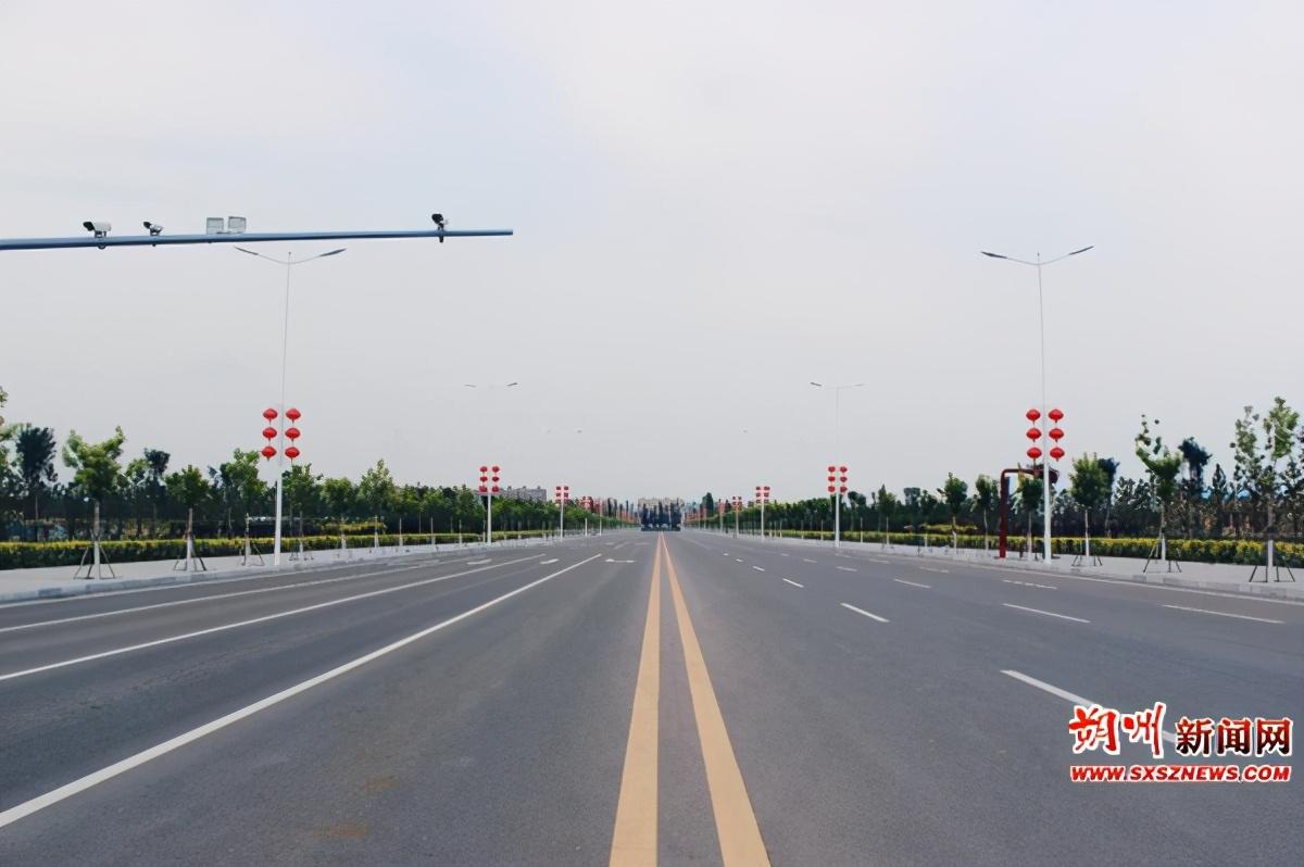 """怀仁市:城市道路""""提档升级""""提升市民幸福指数"""