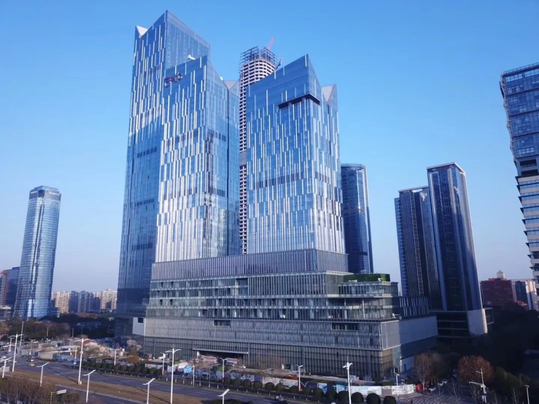 好消息!未来4年,南京这8家写字楼将陆续投入使用
