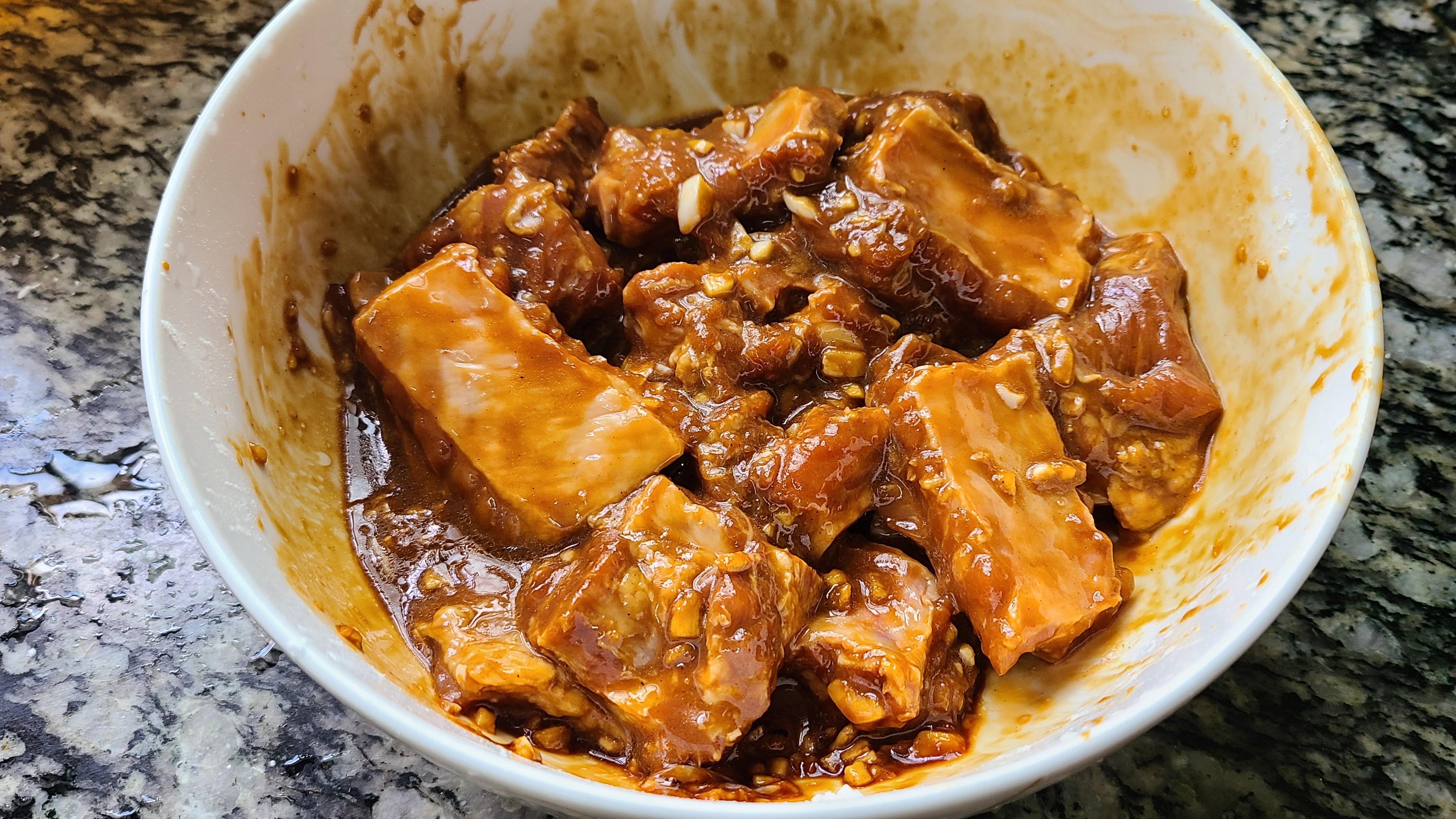 广东蒸排骨的做法,又香又美味,吃过还想吃,太香了 美食做法 第8张
