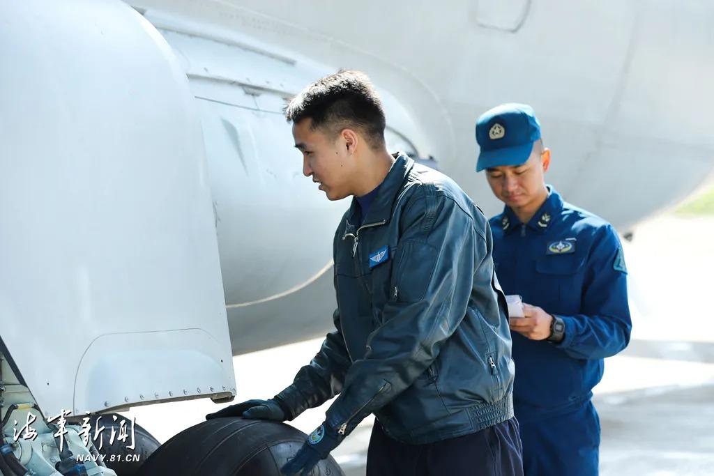 在完成参加战争的资格认证后,又有7名战斗人员加入了海空部队