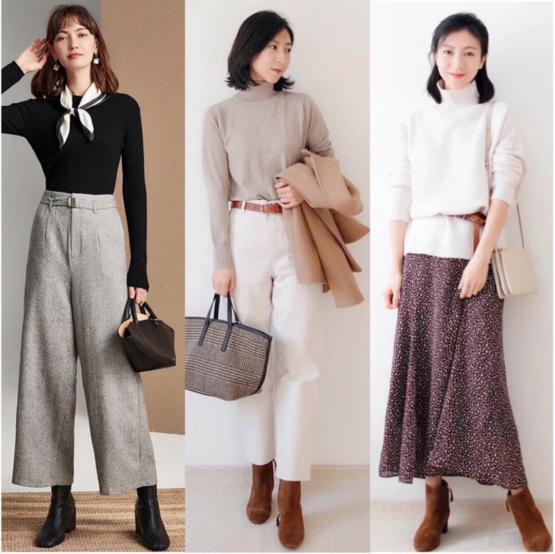 """女人40穿衣别""""偷懒""""!注意这几个穿衣小细节,打造优雅高级感"""