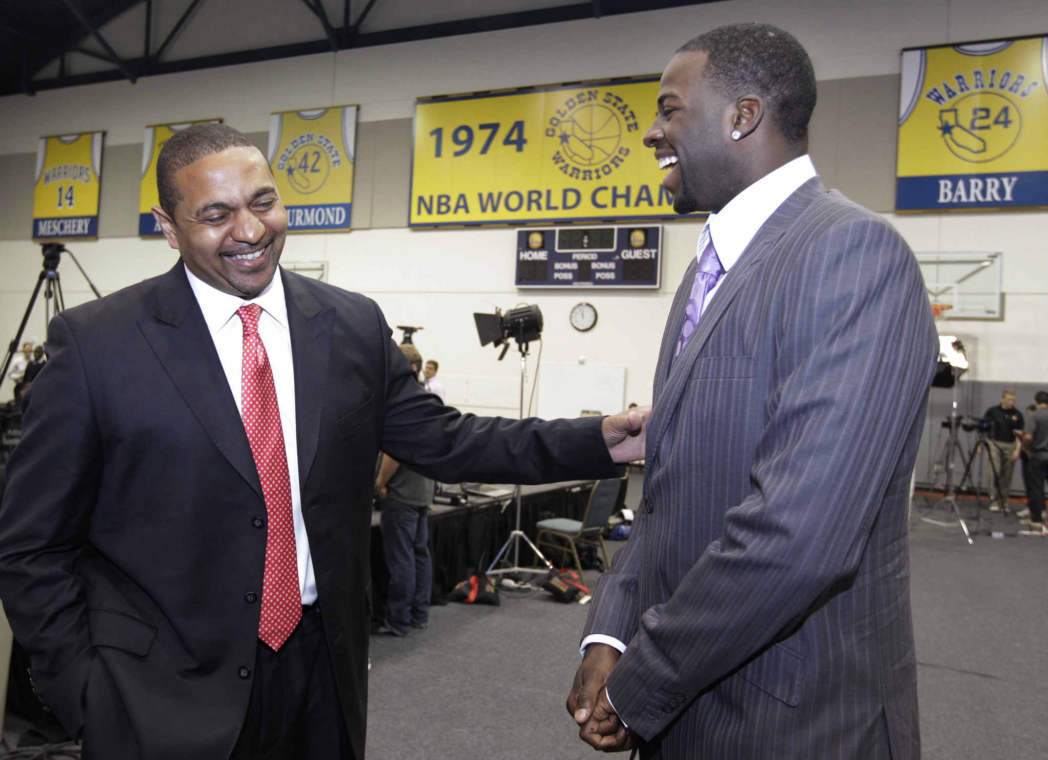 自命不凡!追夢談初入勇士趣事:還以為自己是救世主,是Mark Jackson激勵了我!-黑特籃球-NBA新聞影音圖片分享社區
